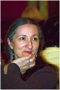 Выдающаяся танцовщица Анна Лагуна считает, что человеку всегда есть что сказать.   Фото Дмитрия Куликова